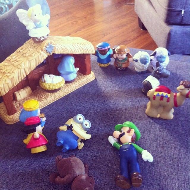 Nativity Creativity