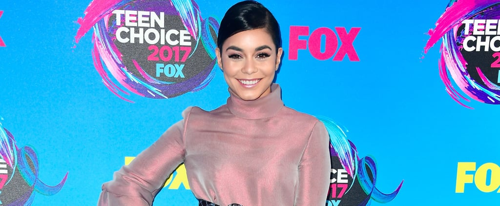 Vanessa Hudgens Speech at 2017 Teen Choice Awards