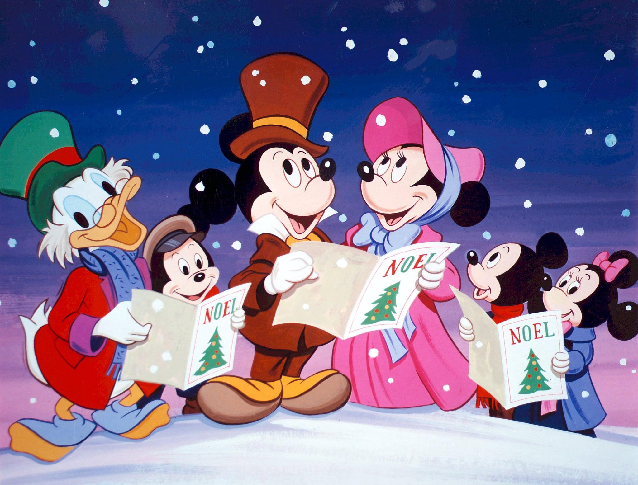 MICKEY'S CHRISTMAS CAROl, 1983