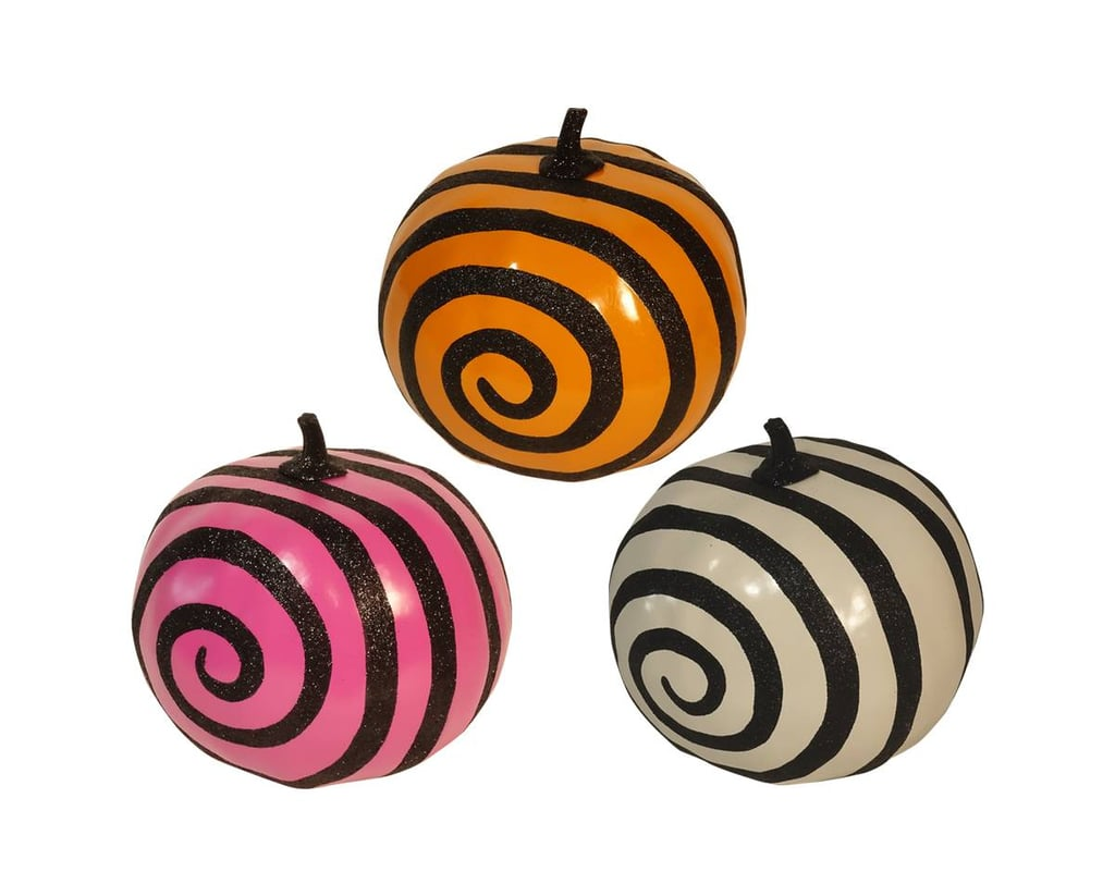 Hyde and Eek! Boutique Halloween Mad Lab Swirl Pumpkins ...