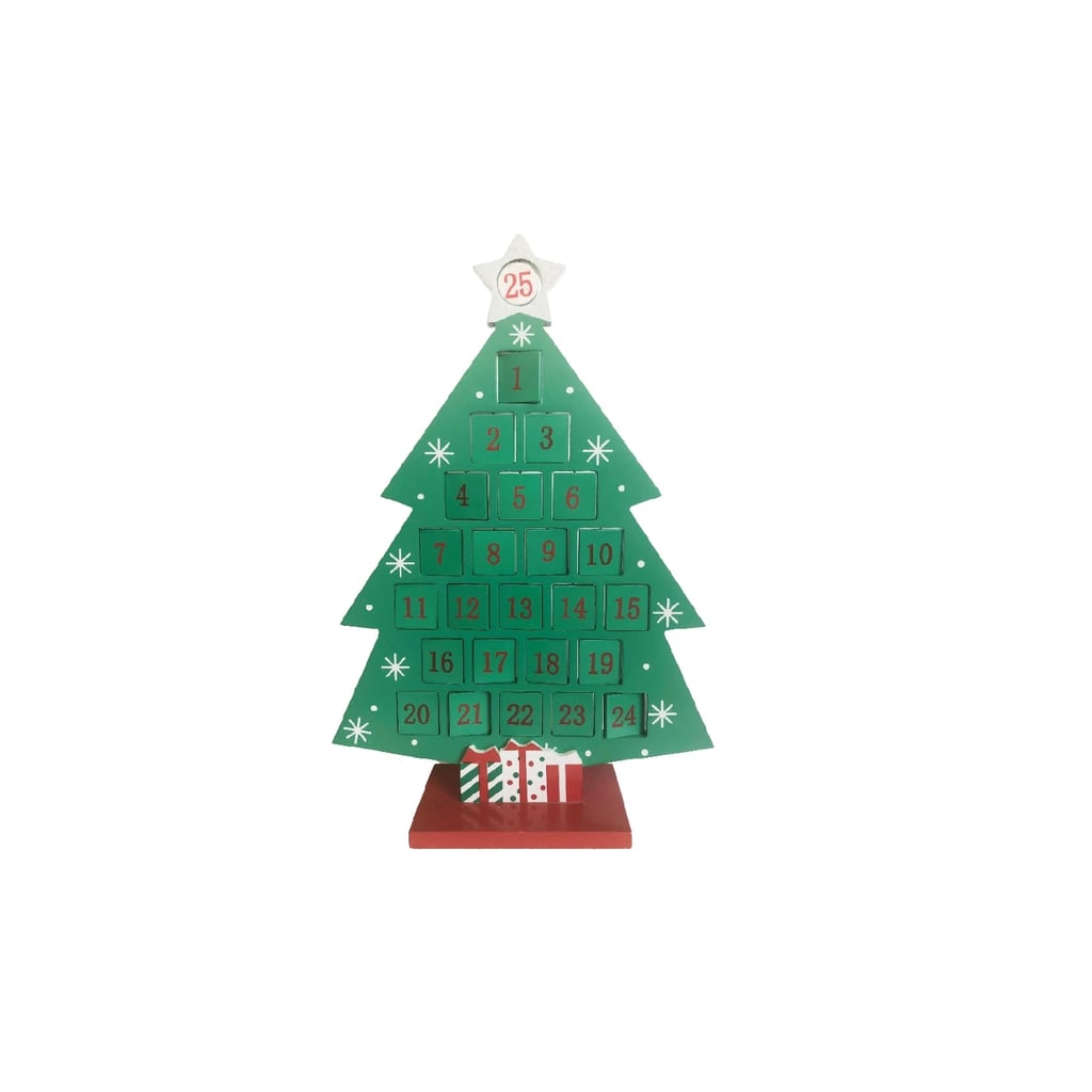 Advent Tree Calendar With Swivel | Best Target Christmas Decorations ...