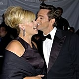 Hugh Jackman and Deborra-Lee Furness in 2004