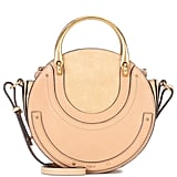 Chloé Pixie Leather and Suede Bag