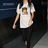 "Your Oversize ""Bed"" Tees Can Be Airport Tees Too"