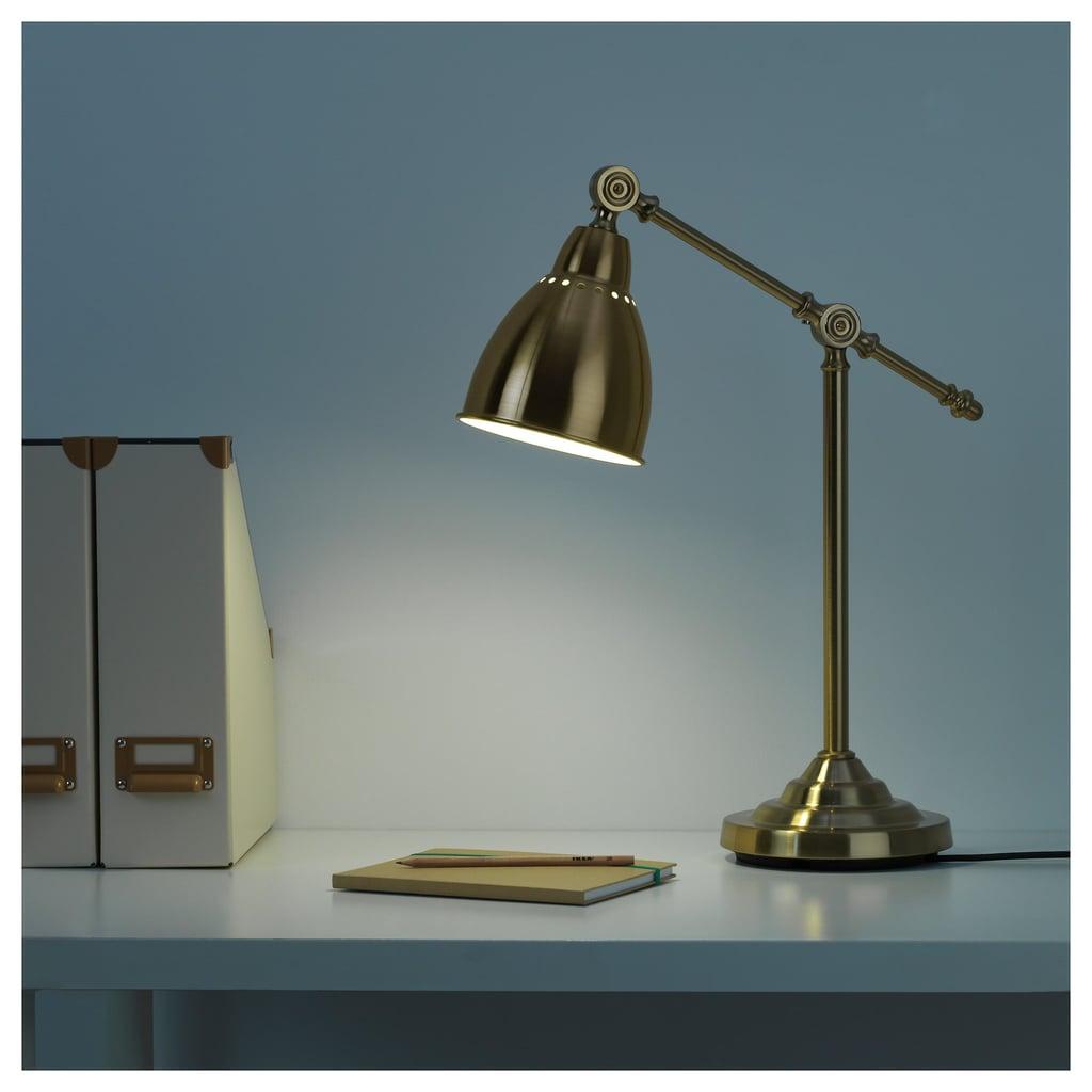 Barometer Work Lamp
