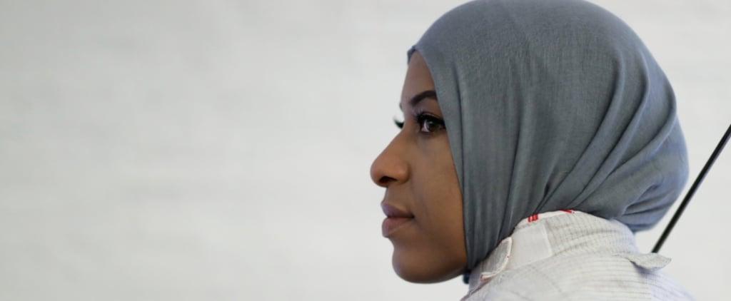 ابتهاج-محمد-أول-أمريكية-ترتدي-الحجاب-في-الأولمبياد