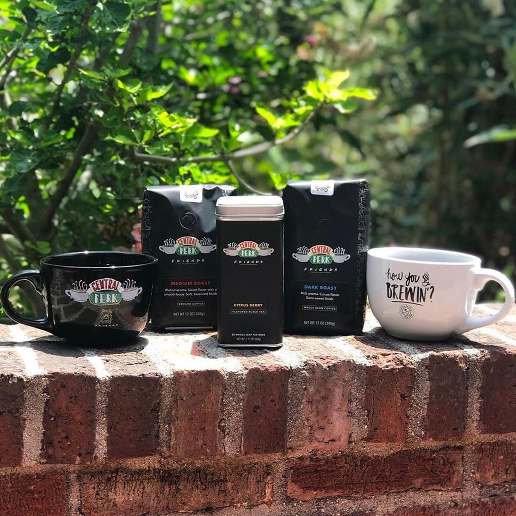 The Coffee Bean & Tea Leaf Friends Central Perk Coffee