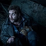 Captain Boomerang stays out of sight.