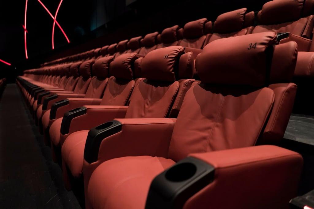 Biggest IMAX Screen in UAE in Sharjah