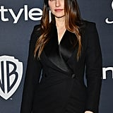 Lake Bell at the 2020 Golden Globes Afterparty