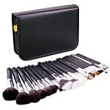 Docolor 29-Piece Professional Makeup Brush Set