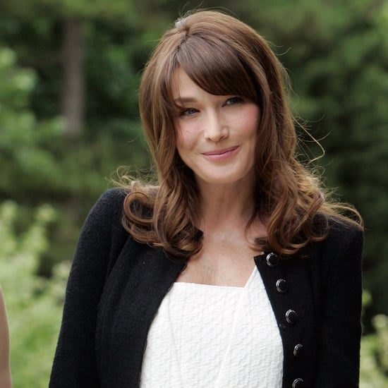 Picture of Carla Bruni Pregnant