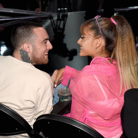 Ariana Grande and Mac Miller Cutest Pictures