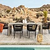 Corda Slate Gray Dining Chair