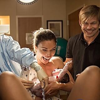 Surrogate Birth Photos