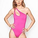 Victoria's Secret Cutout Shoulder One-Piece