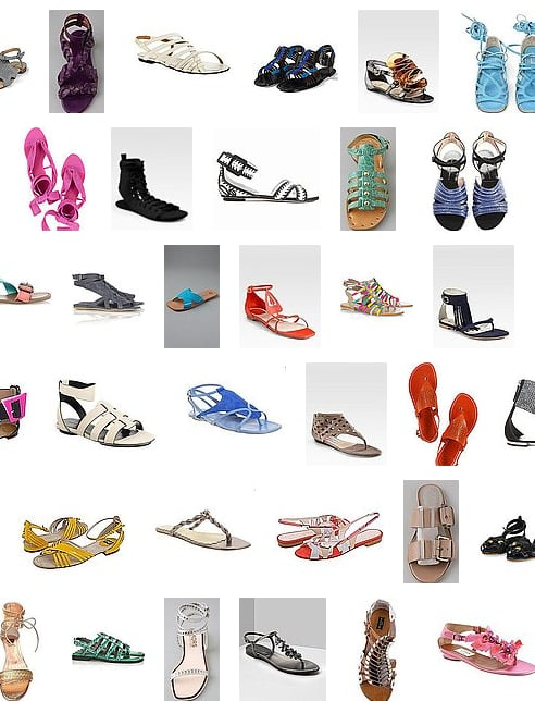 Shopping: 50 Sandals From 50 Designers And Brands