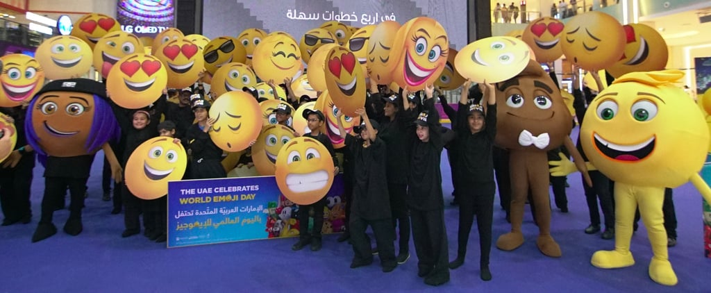 Watch Hundreds of People Around the World Dress as Emojis to Smash a World Record