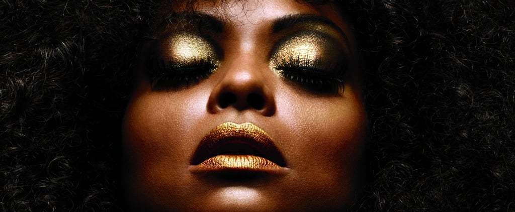 MAC's Latest Taraji P. Henson Collection Is Gold, Glittery, and Glamorous