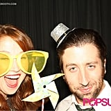 Ellie Kemper and Simon Helberg were the life of the party.