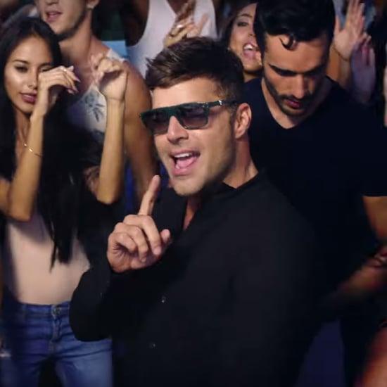 "Ricky Martin's ""Vente Pa'Ca"" Music Video Featuring Maluma"