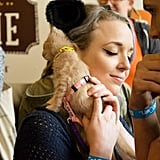 This sweet photo of a woman adopting a kitten at CatCon perfectly sums up what we love about the event — it raises money and awareness for cats in need and gives the people who love them a place to express themselves.