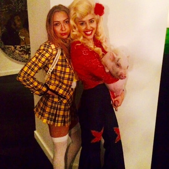 Miley Cyrus Halloween Costume 2014 | Picture