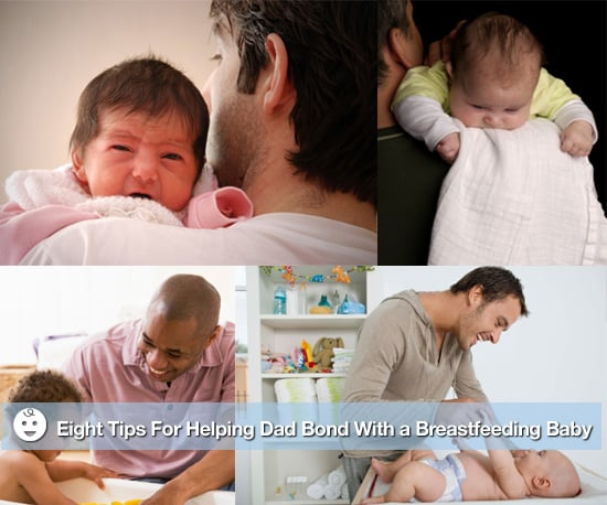 Breastfeeding Tips for Dads