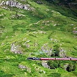 The Jacobite steam train (aka the Hogwarts Express) is one of many magical experiences on the ultimate Harry Potter travel bucket list, but its views of the Scottish countryside set it apart from the rest.