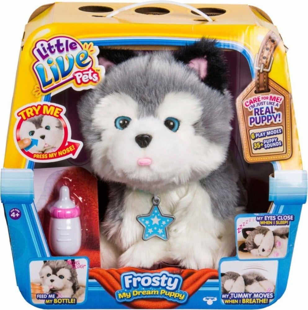 Little Live Pets Frosty My Dream Puppy