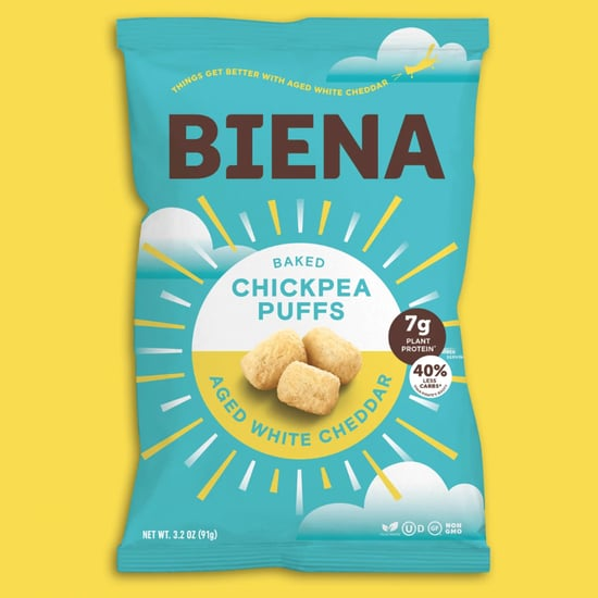 Biena Chickpea Cheese Puffs Review