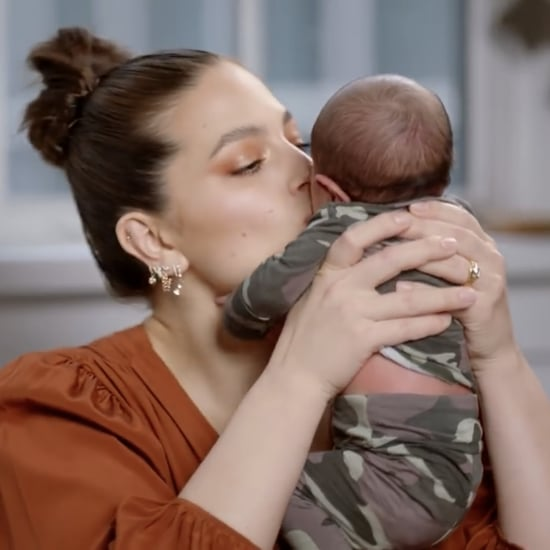 What Did Ashley Graham Name Her Baby Son?