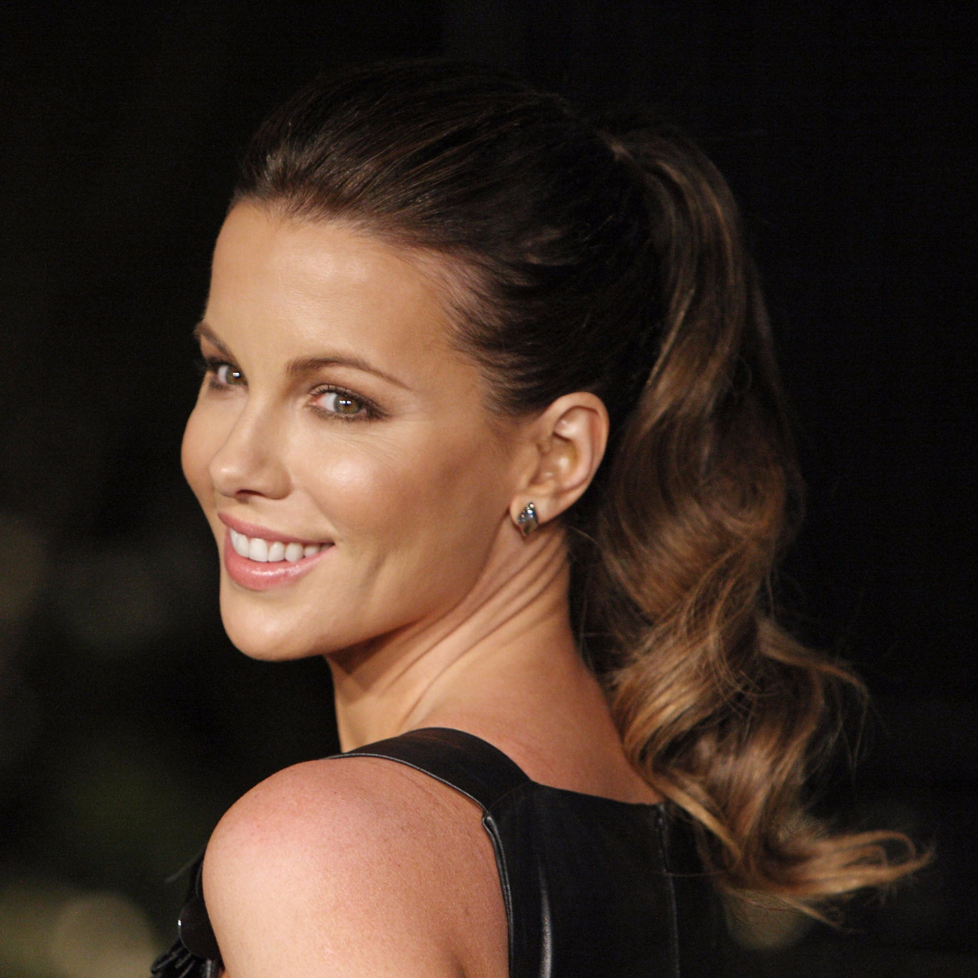 Kate Beckinsale Ponytail Hair Photos Popsugar Beauty Australia