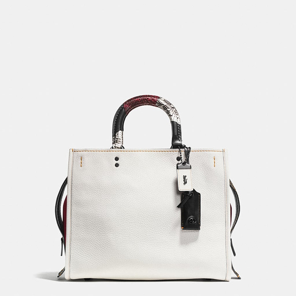 Coach Rogue With Patchwork Handle ($795)