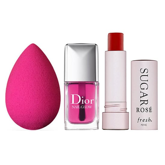 Pink Beauty Products