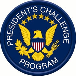 Take the President's Fitness Challenge Today