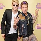 Chord and Nash Overstreet