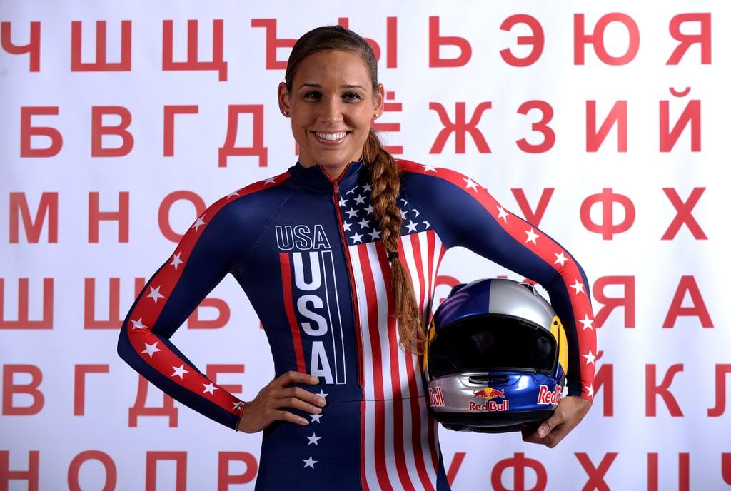 Lolo Jones Is on the US Bobsled Team 2014