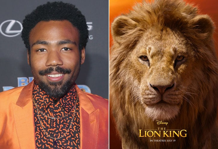 who plays simba in the lion king reboot