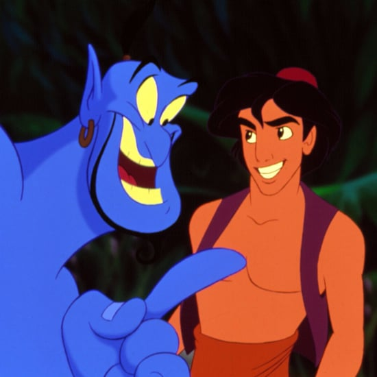 Aladdin Live-Action Movie Cast
