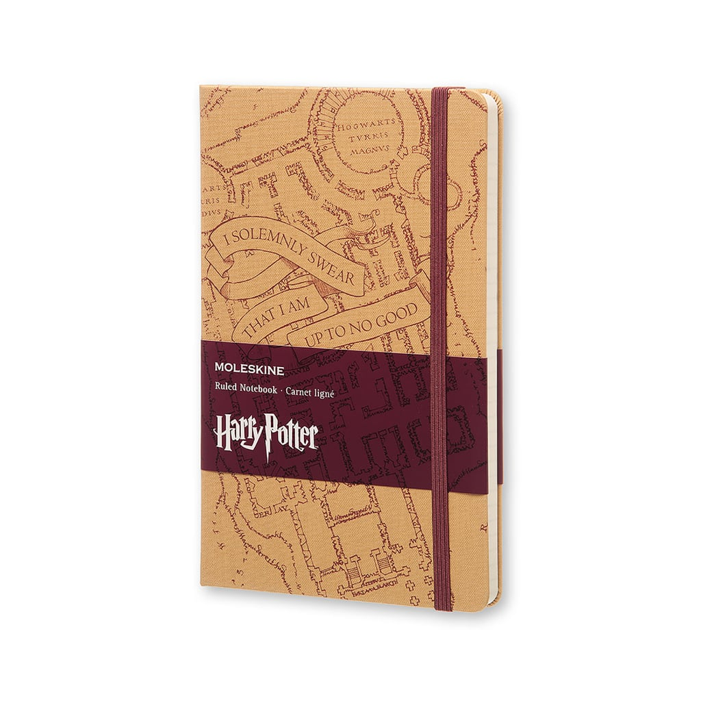 Harry Potter Limited Edition Moleskine Notebook ($25)