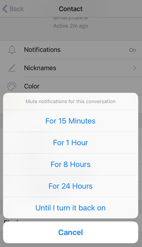 how to get messenger notifications