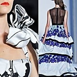 We can't help but be stunned by these gorgeous runway detail shots from all the shows up until now.