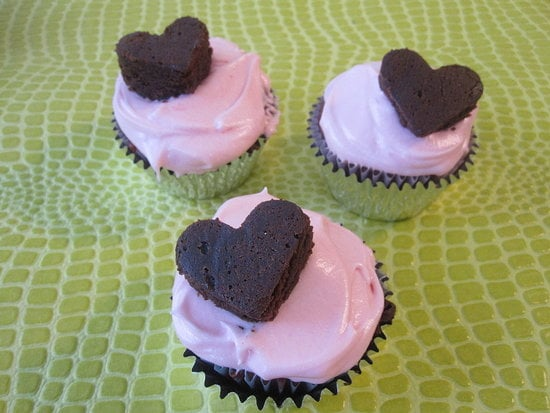 Sugar Shout Out: Surprise Your Sweetie With Red Velvet Cupcakes