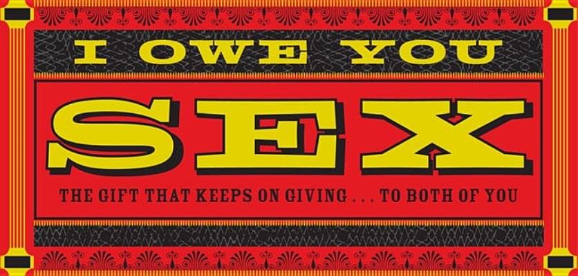 IOU Sex Book