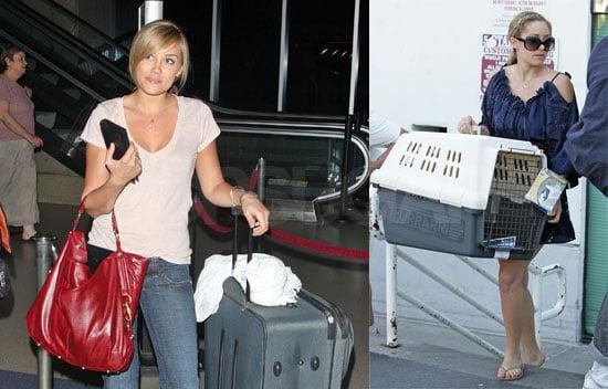 Lauren Conrad Flies to NYC Before the Return of MTV's The Hills