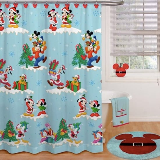 Disney Christmas Bathroom Collection at Bed Bath and Beyond