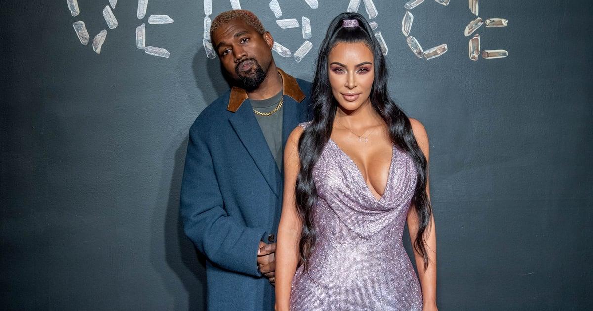 Kim Kardashian and Kanye West Divorce Rumours Takes Over the Internet