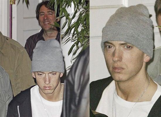13/5/2009 Jonathan Ross and Eminem