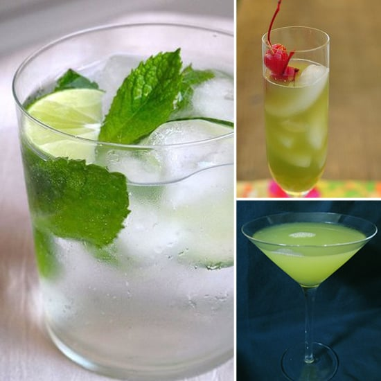 Green Cocktails to Sip on For St. Patrick's Day